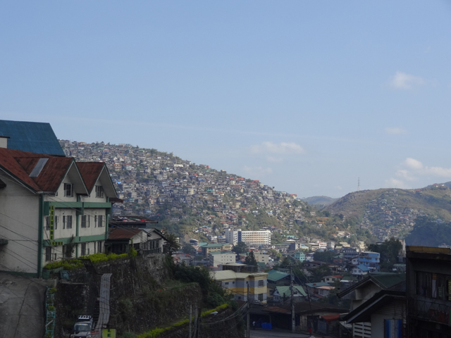 view in baguio